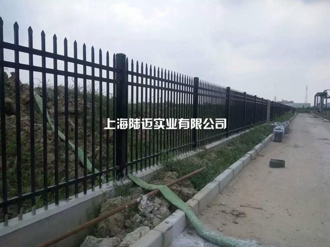 案例:山东通达围墙